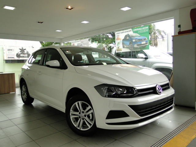 VOLKSWAGEN POLO 1.0 MPI TOTAL FLEX MANUAL