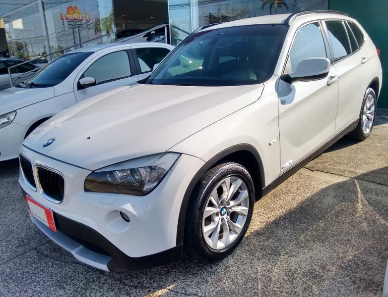 BMW X1 2.0 18I S-DRIVE 4X2 16V GASOLINA 4P AUTOMATICO