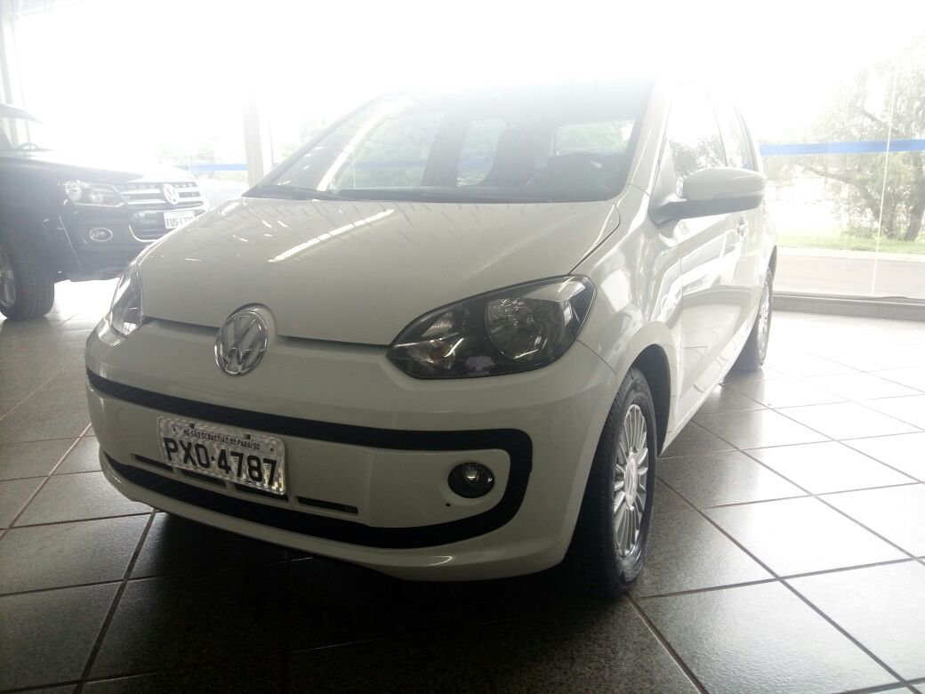 VOLKSWAGEN UP 1.0 TSI MOVE UP 12V FLEX 4P MANUAL