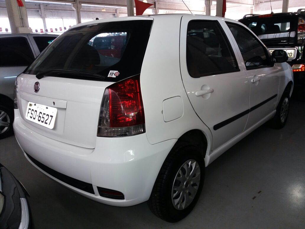 FIAT PALIO 1.0 MPI FIRE 8V FLEX 4P MANUAL