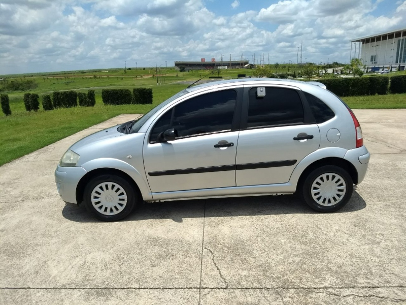 CITROËN C3 1.4 I GLX 8V FLEX 4P MANUAL