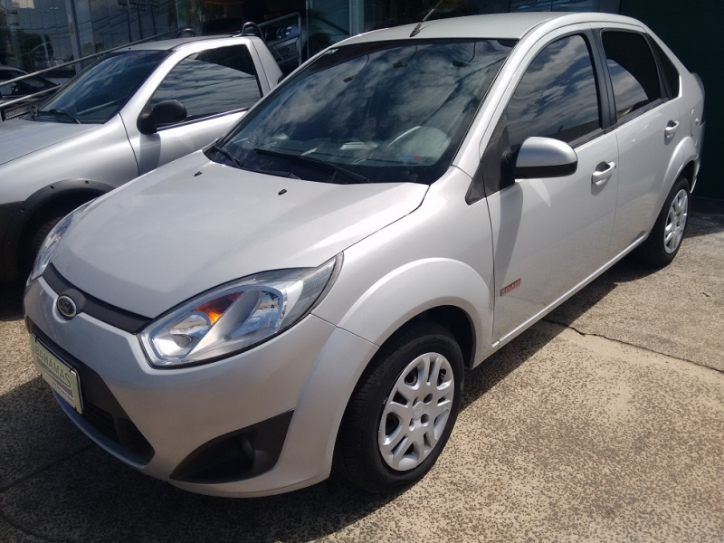 FORD FIESTA 1.6 ROCAM 8V FLEX 4P MANUAL