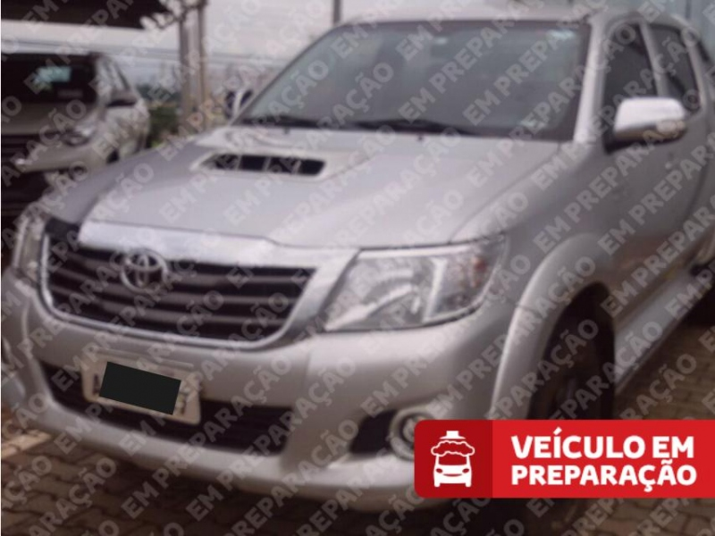 HILUX 3.0 SRV 4X4 CD 16V TURBO INTERCOOLER DIESEL 4P MANUAL