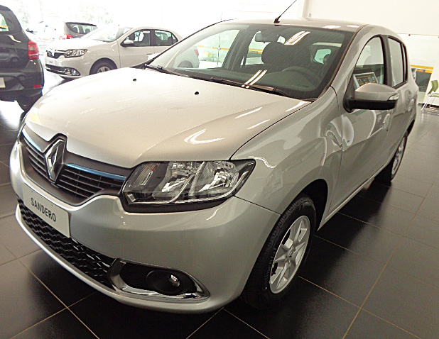 RENAULT SANDERO 1.6 16V SCE FLEX DYNAMIQUE MANUAL