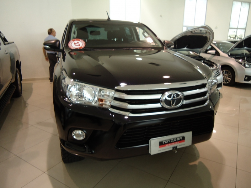 HILUX 2.8 SR 4X4 CD 16V DIESEL 4P AUTOMATICO