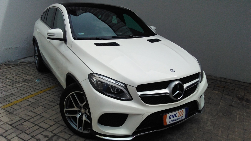 MERCEDES-BENZ GLE 400 3.0 V6 GASOLINA HIGHWAY COUPE 4MATIC 9G-TRONIC