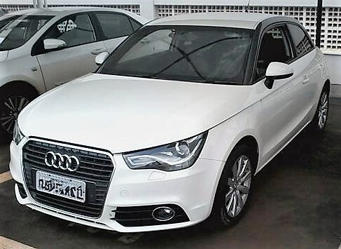 AUDI A1 1.4 TFSI ATTRACTION 16V 122CV GASOLINA 2P AUTOMATICO