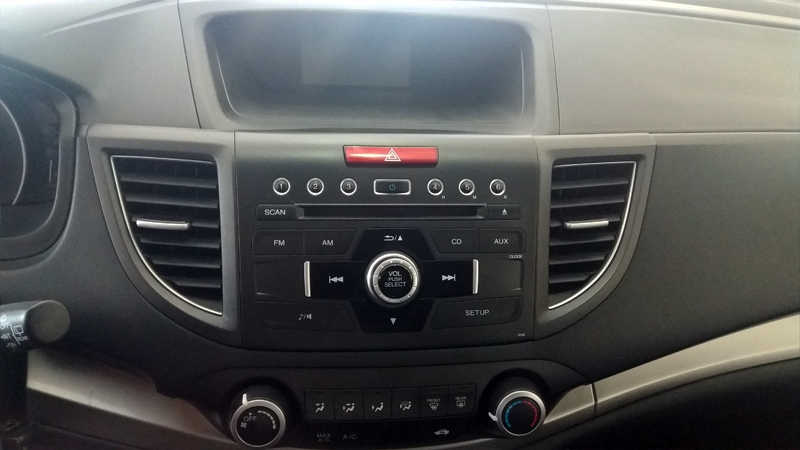 HONDA CR-V LX-AT N.GERACAO  4X2 2.0 16V