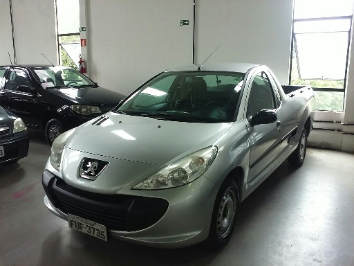 PEUGEOT HOGGAR 1.4 ACTIVE FLEX 2P MANUAL