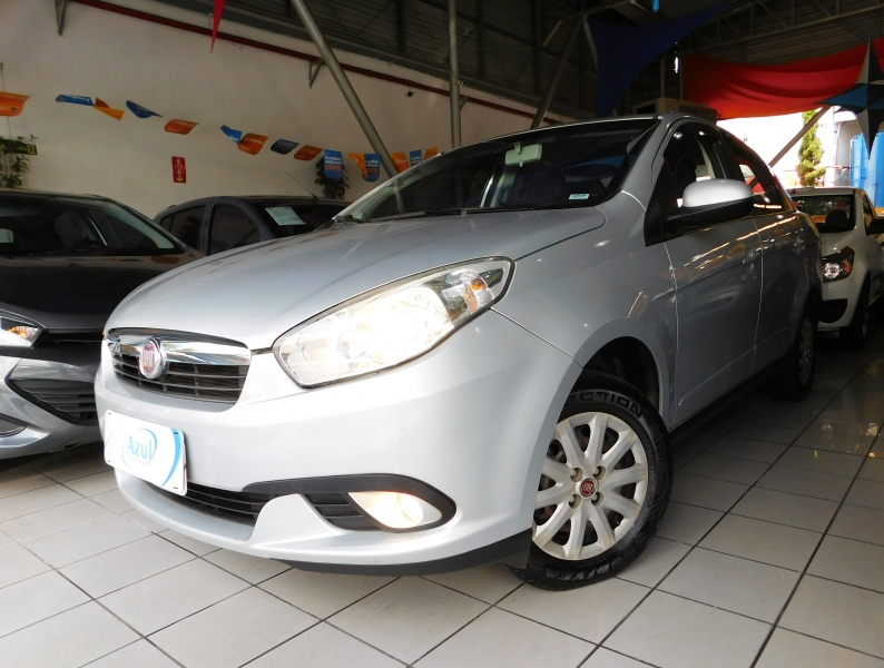 SIENA1.4 MPI ATTRACTIVE 8V FLEX 4P MANUAL