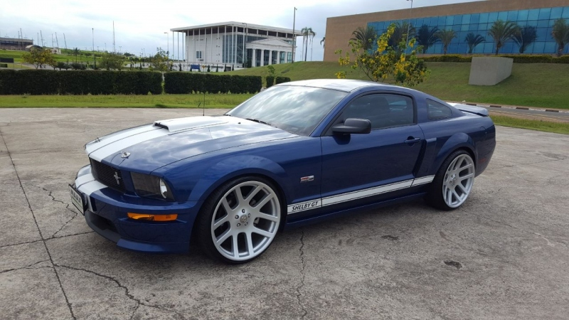 FORD MUSTANG 5.4 SHELBY GT 500 COUPE V8 32V GASOLINA 2P MANUAL