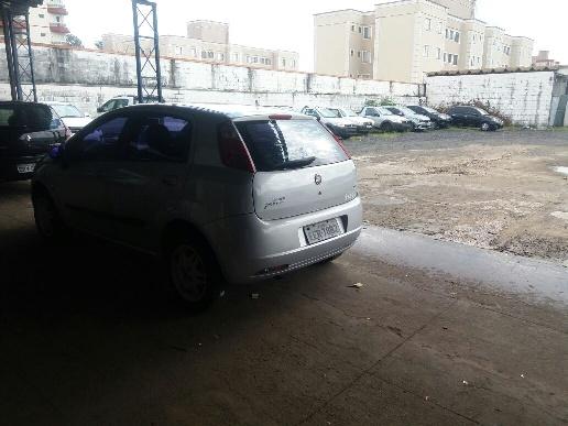 FIAT PUNTO 1.4 8V FLEX 4P MANUAL