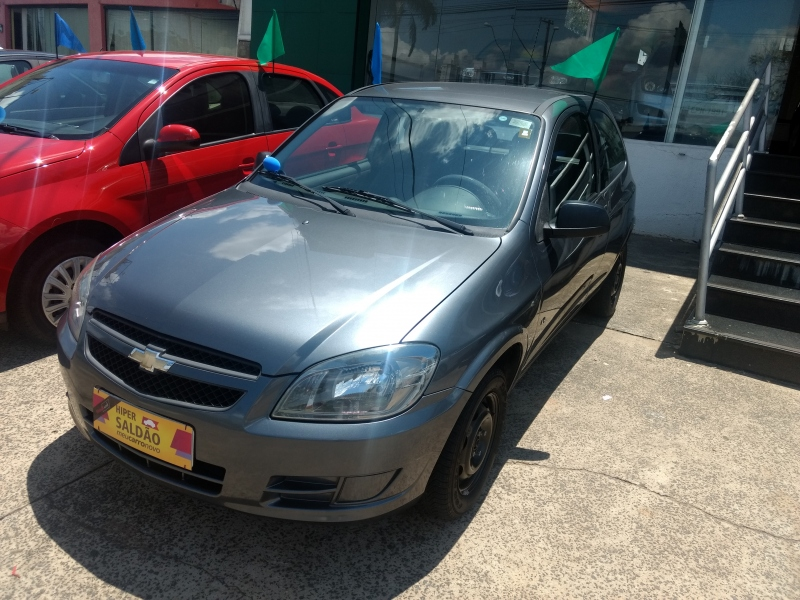 CHEVROLET CELTA 1.0 MPFI LS 8V FLEX 2P MANUAL