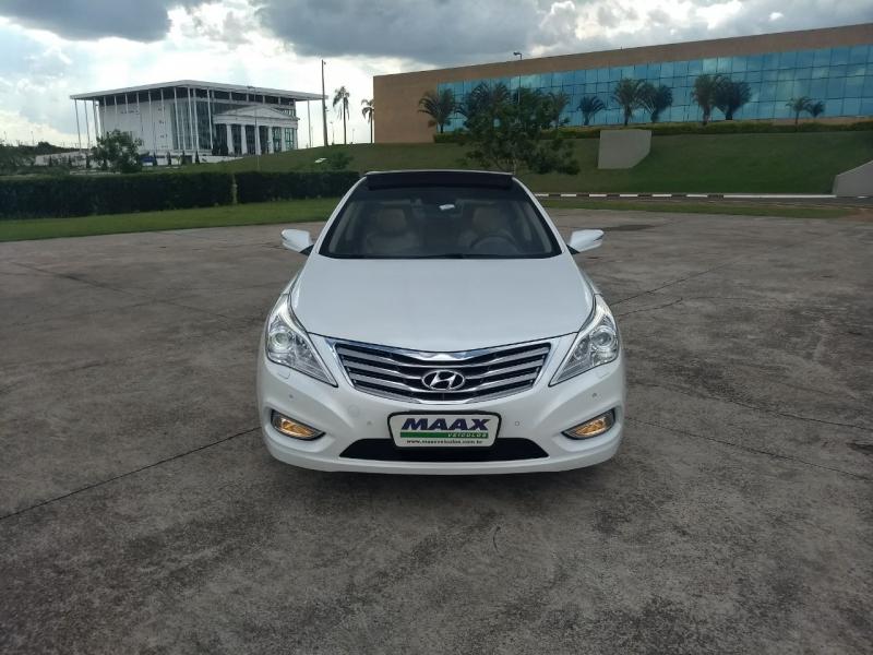HYUNDAI AZERA 3.0 MPFI GLS V6 24V GASOLINA 4P AUTOMATICO