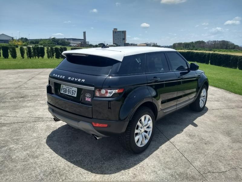LAND ROVER RANGE ROVER EVOQUE 2.0 PURE TECH 4WD 16V GASOLINA 4P AUTOMATICO