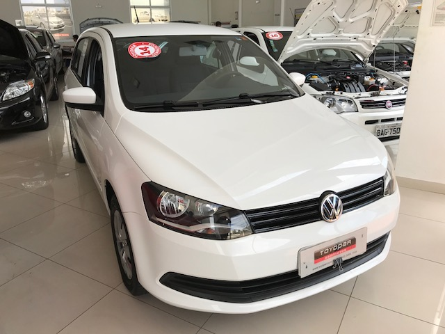 GOL 1.0 MI 8V FLEX 2P MANUAL G.IV