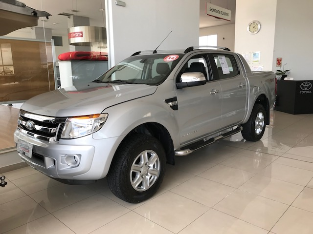 RANGER 3.2 LIMITED 4X4 CD 20V DIESEL 4P AUTOMATICO