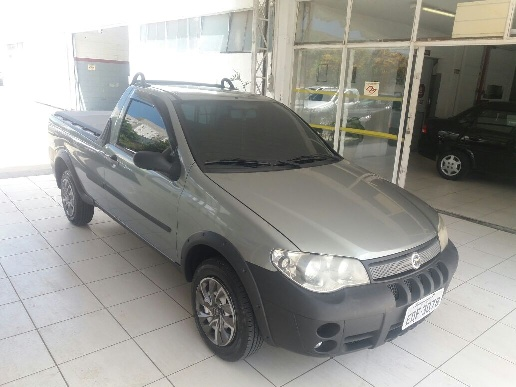 FIAT STRADA 1.4 MPI FIRE CS 8V FLEX 2P MANUAL