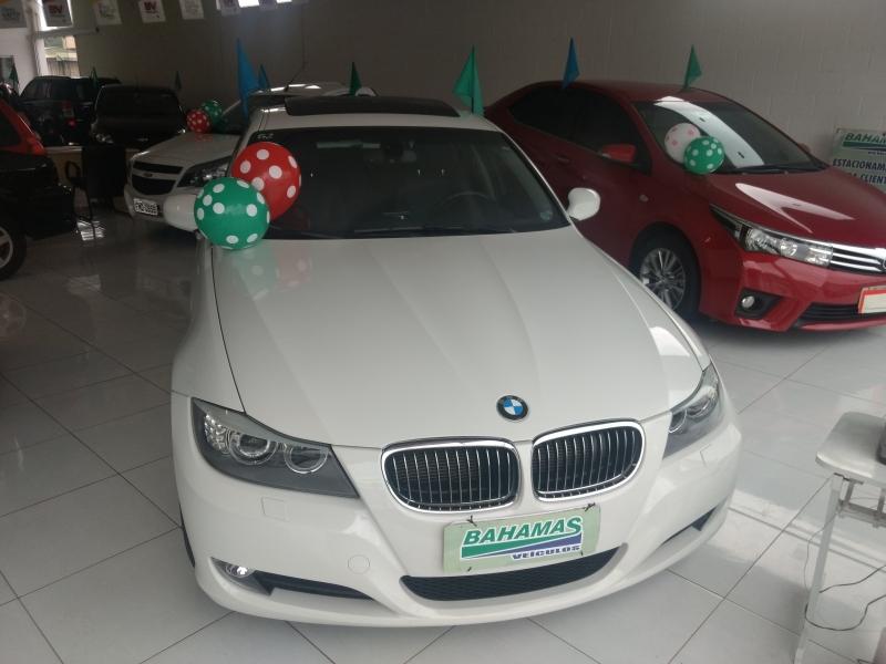 BMW 325I 2.5 SEDAN 24V GASOLINA 4P AUTOMATICO