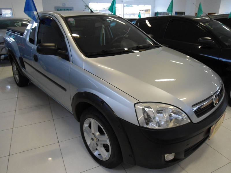 CHEVROLET MONTANA 1.4 MPFI CONQUEST CS 8V FLEX 2P MANUAL