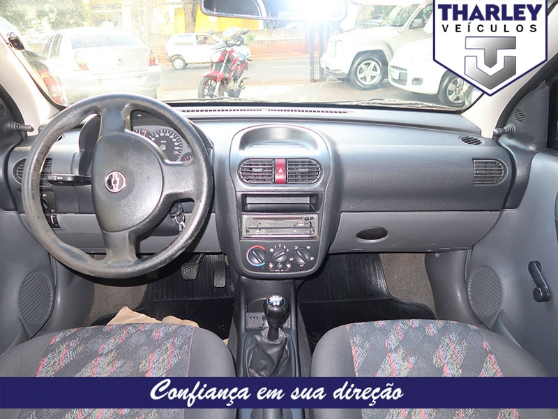 CHEVROLET CORSA 1.0 MPFI MAXX 8V GASOLINA 4P MANUAL