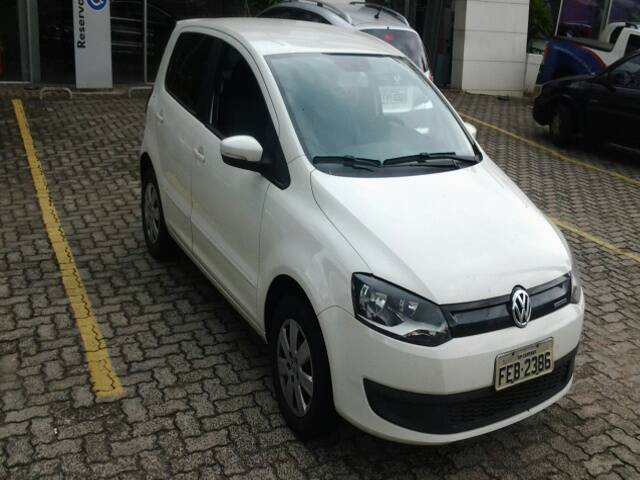 VOLKSWAGEN FOX 1.0 MPI BLUEMOTION 12V FLEX 4P MANUAL