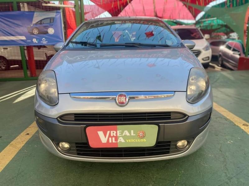 FIAT PUNTO 1.6 ESSENCE 16V FLEX 4P AUTOMATIZADO