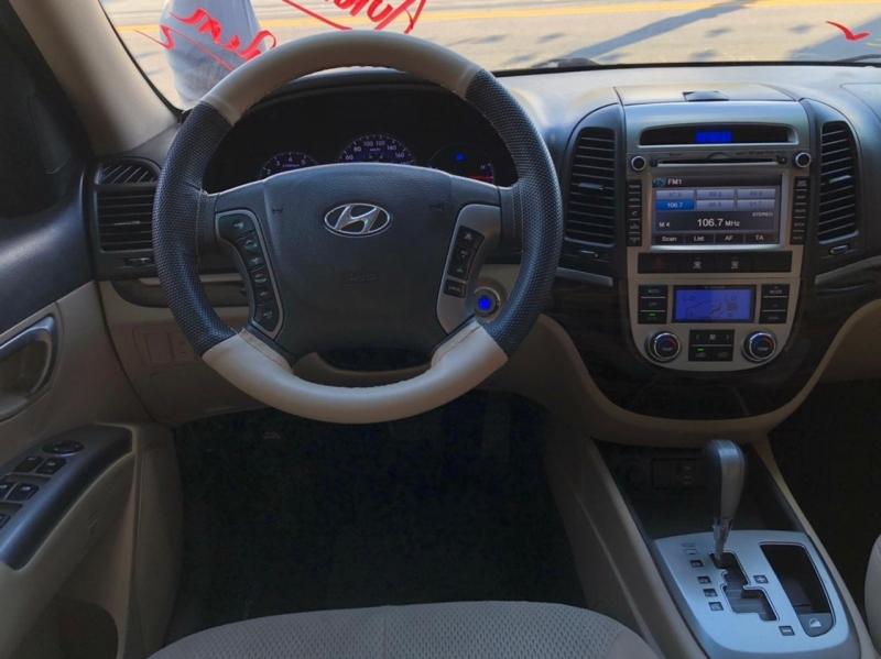 HYUNDAI SANTA FE 2.4 MPI 2WD 16V GASOLINA 4P AUTOMATICO