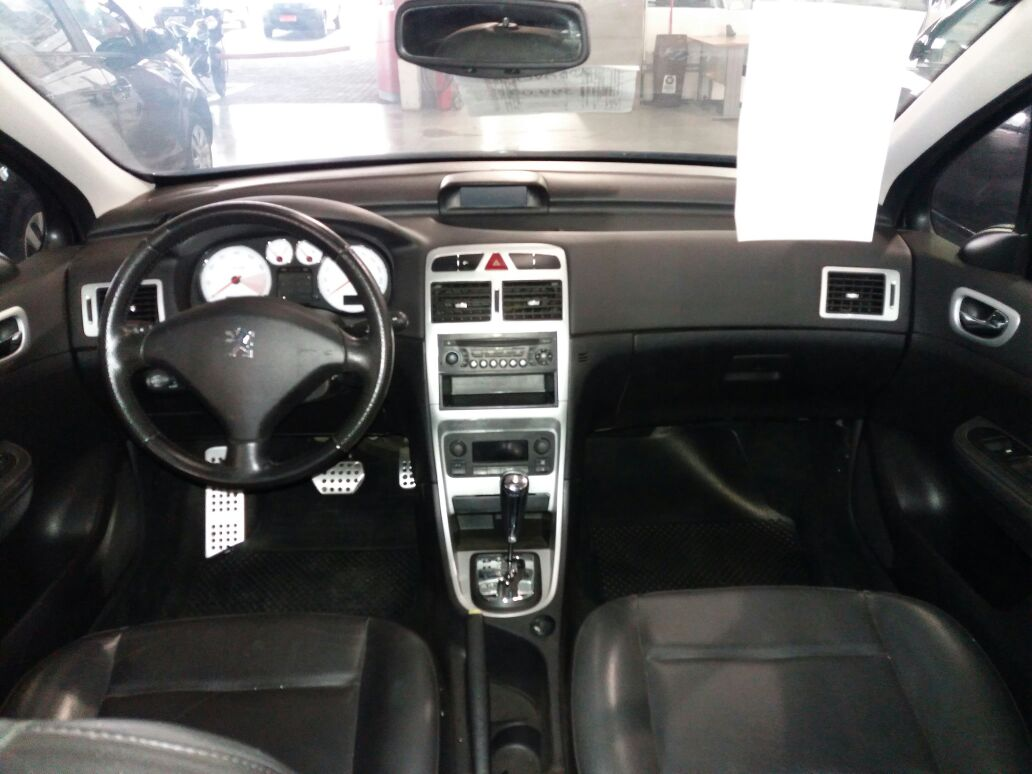 PEUGEOT 307 2.0 FELINE SEDAN 16V FLEX  AUTOMÁTICO