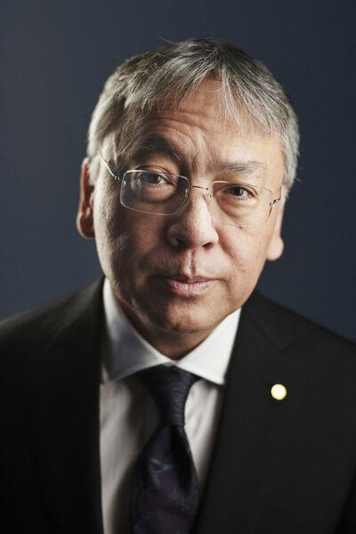 Kazuo Ishiguro quote