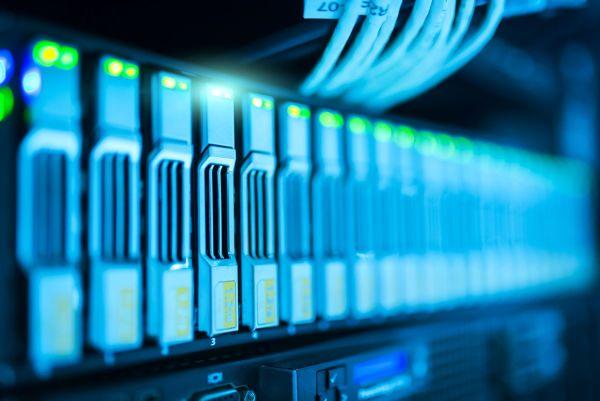 server rack for artificial intelligence