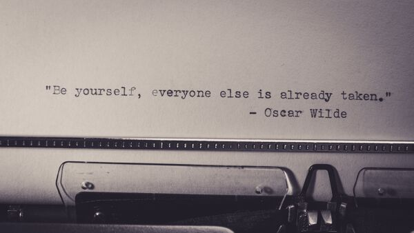 quote oscar wilde be yourself