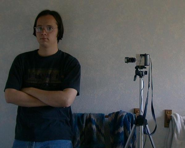 jaeger self portrait