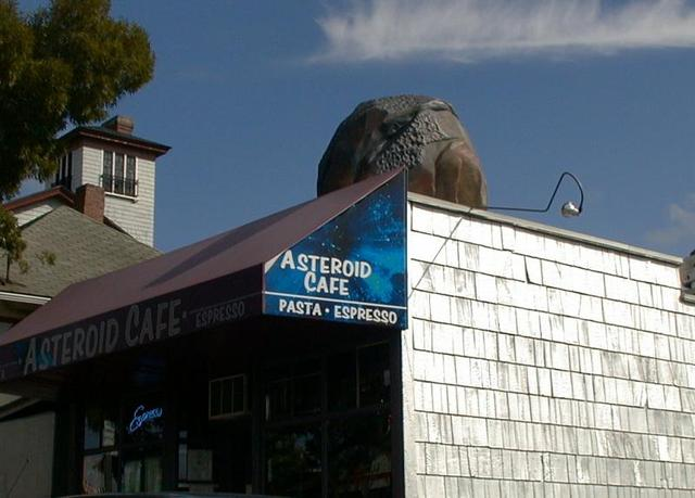 asteroid cafe in seattle