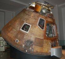 Apollo 10 spacecraft at Museum of Science, London