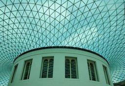 British Museum centeral atrium