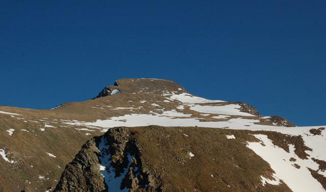 James Peak from Heart Lake