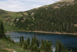 Blue Lake, Rawah Wilderness