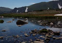 Carey Lake, Rawah Wilderness