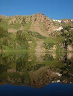 Bowen Lake, Never Summer Wilderness