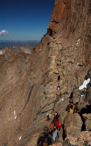 The Narrows, Longs Peak