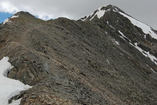 Kelso Ridge, Torreys Peak