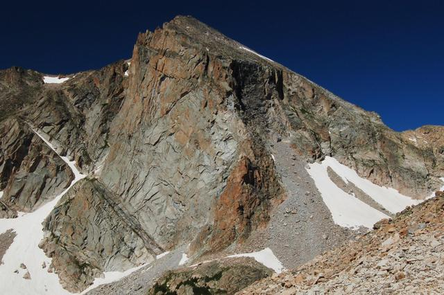 East face of Mount Alice