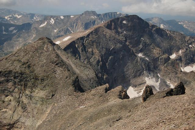 Keyboard of the Winds, Pagoda Mountain, Chiefs Head Peak, Mount Alice