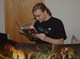 Yanthor dungeon-masters at Megafest 8.2
