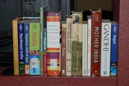 Jaeger's vast collection of Indian books