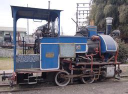 Baby Sevoke engine