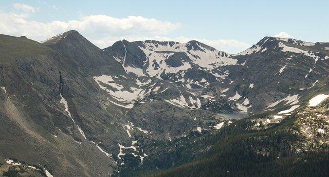 Mount Julian, Cracktop, Chief Cheley Peak, and Mount Ida