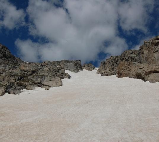 Looking up Apache Couloir