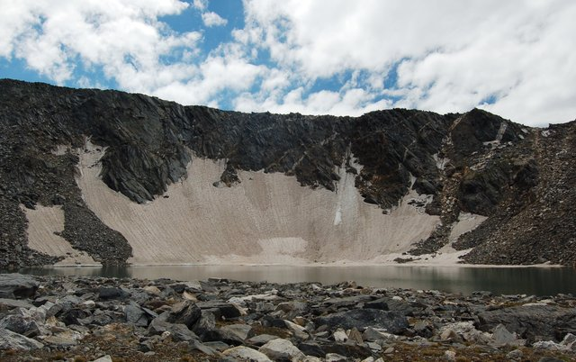 Highest Lake